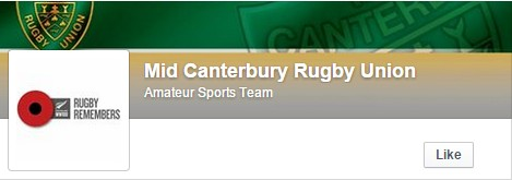 "Click here and give the ""Hammers"" a Like https://www.facebook.com/MidCanterburyRugby"