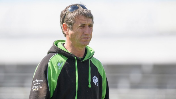 New Zealand Heartland coach Barry Matthews has stuck by his provincial captain. Kai Schwoerer
